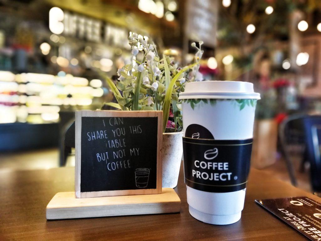 Cappuccino in Coffee Project Iloilo