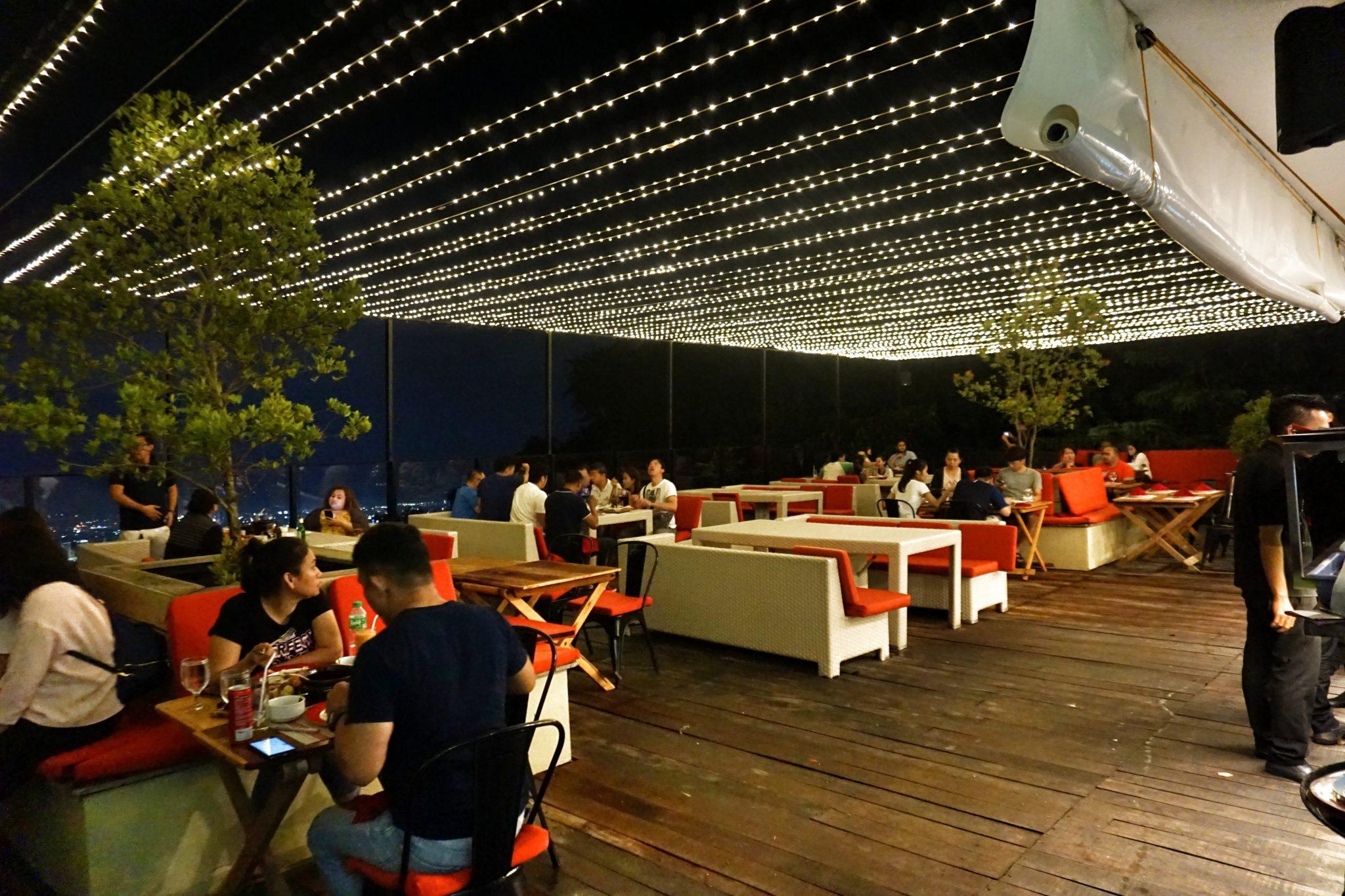 Top of Cebu: City's Best Night Restaurant