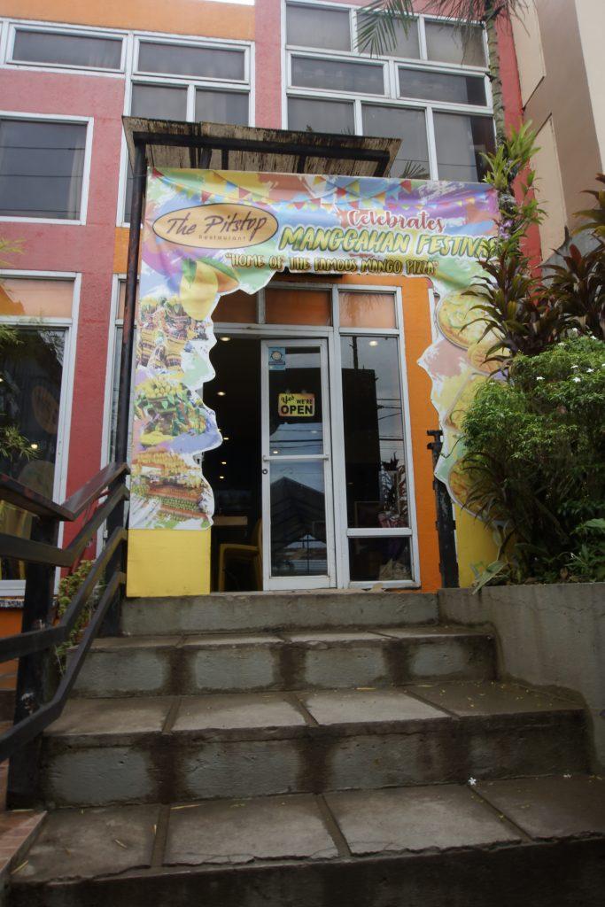 The Pitstop Restaurant in Guimaras Island