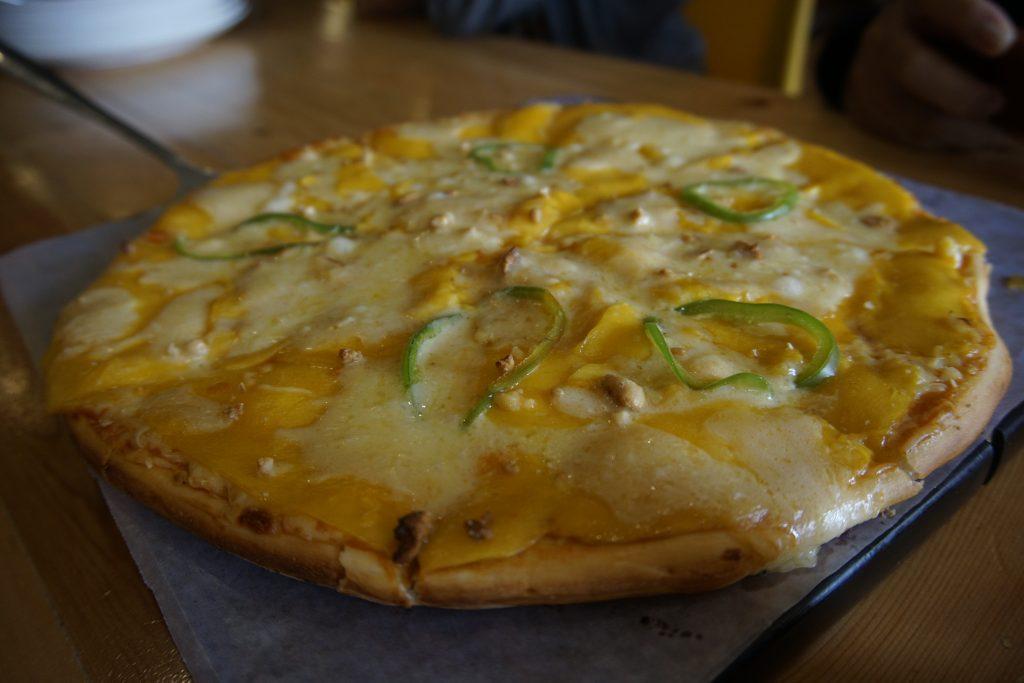 Mango Pizza in Guimaras Island