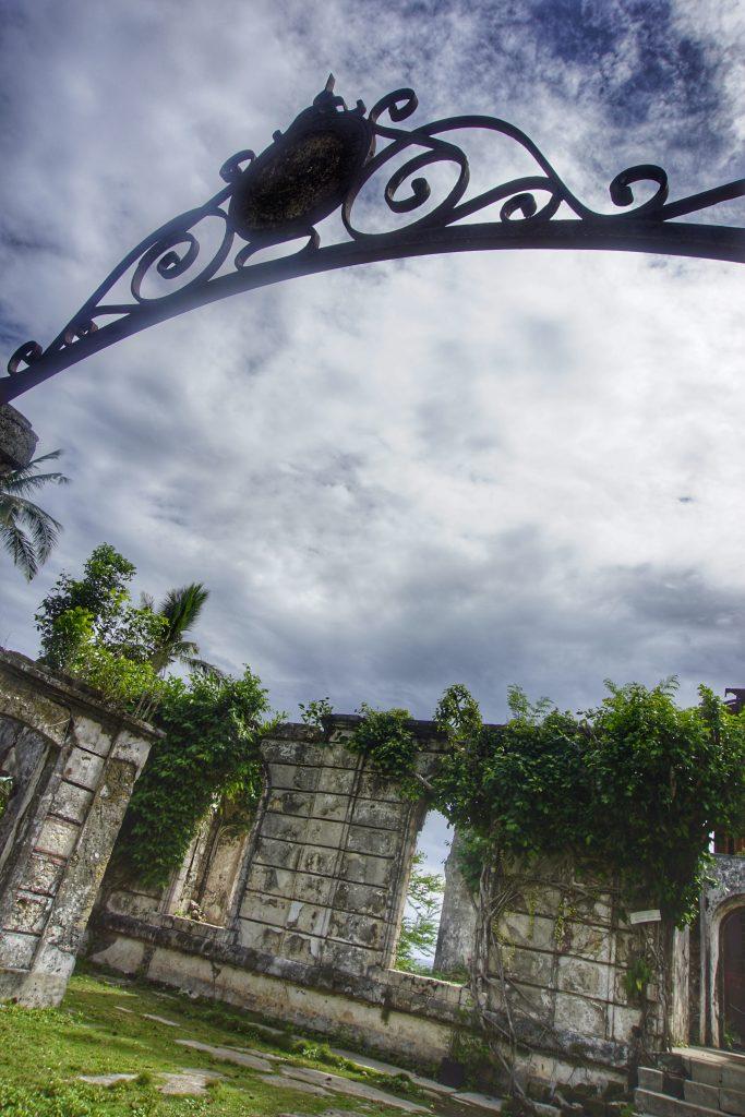 Guisi Lighthouse Ruins in Guimaras Island