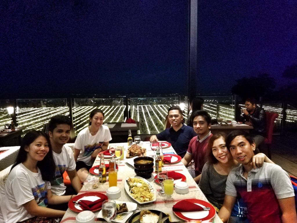 Top of Cebu: Best Night Restaurant in Cebu