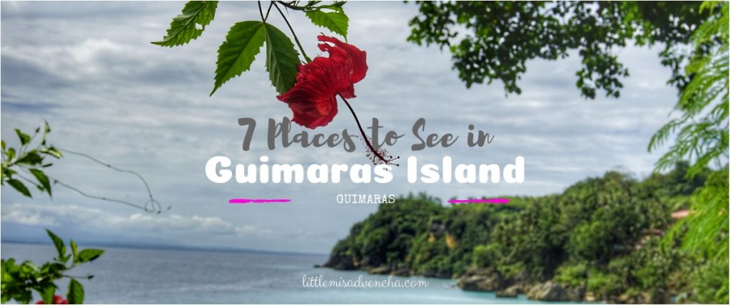 7 Places to See in Guimaras Island