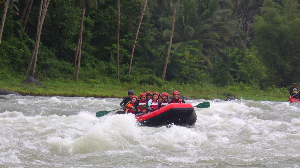 KAGAY Water Rafting