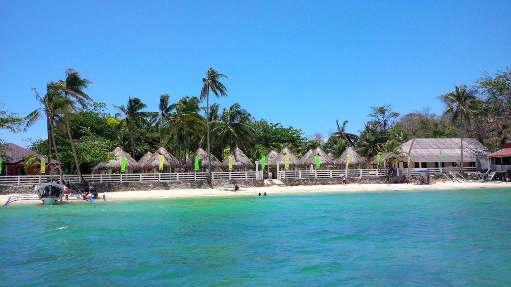 Alubihod Beach in Guimaras Island