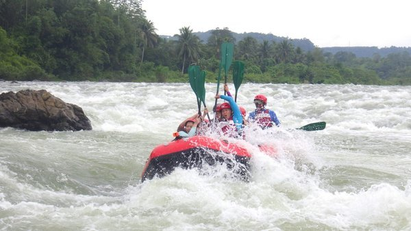 Kagay Whitewater Rafting