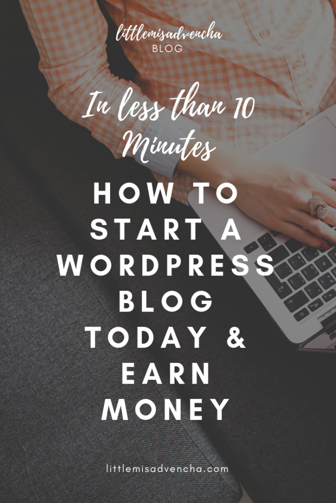 How to Start a WordPress Blog Today