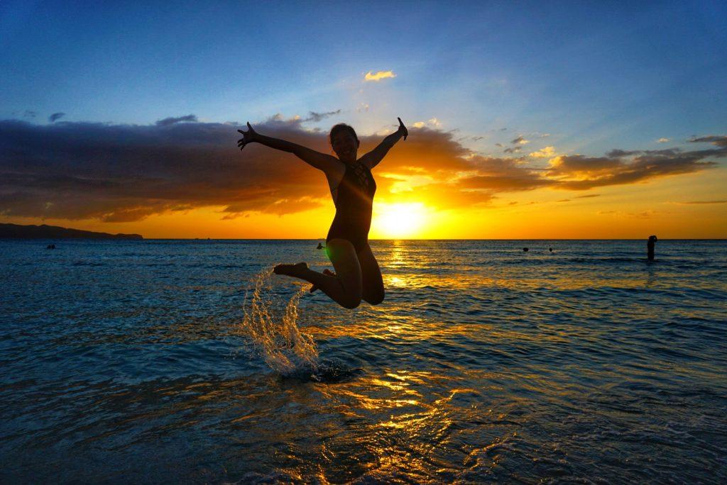 Amazing Sunrise and Sunset in Boracay littlemisadvencha
