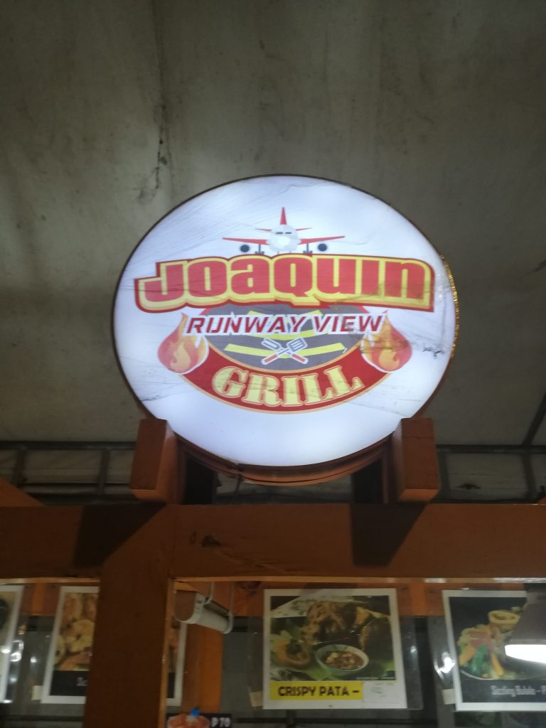 Joaquin Runway View Grill