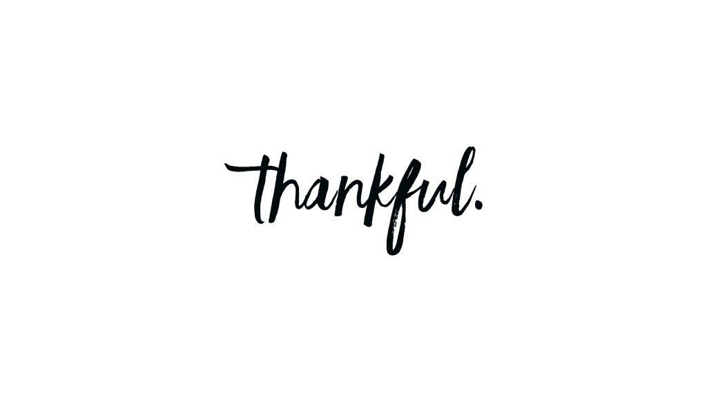 be thankful littlemisadvencha