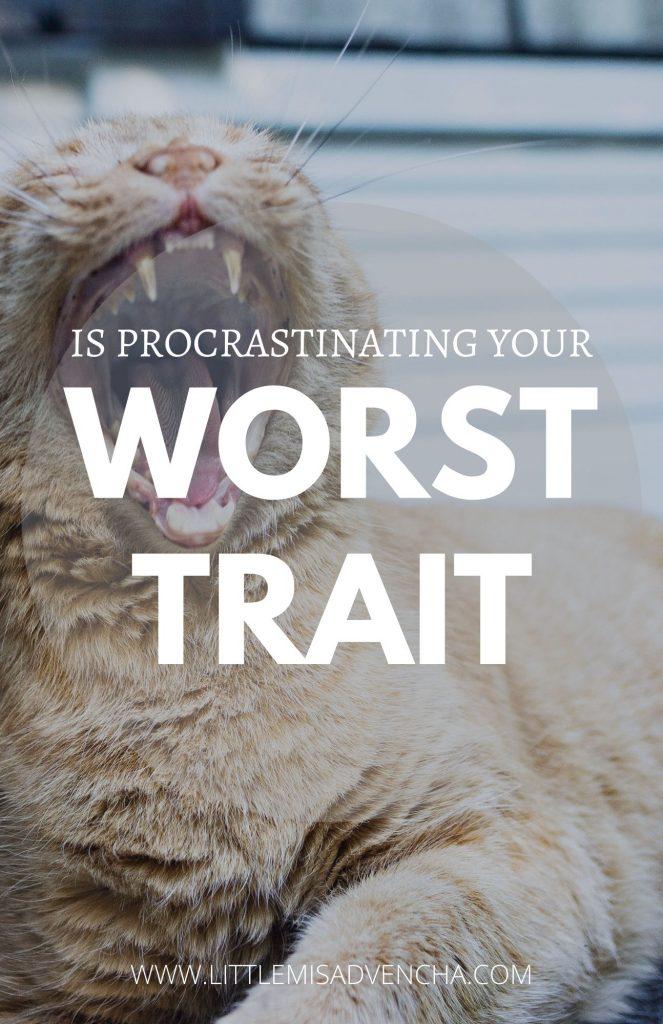 your worst trait