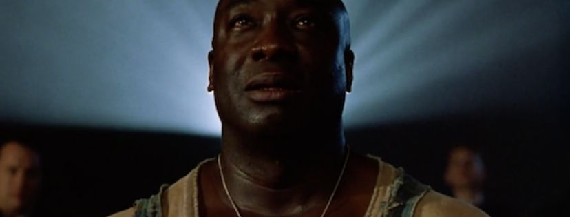 my favorite movie - the green mile