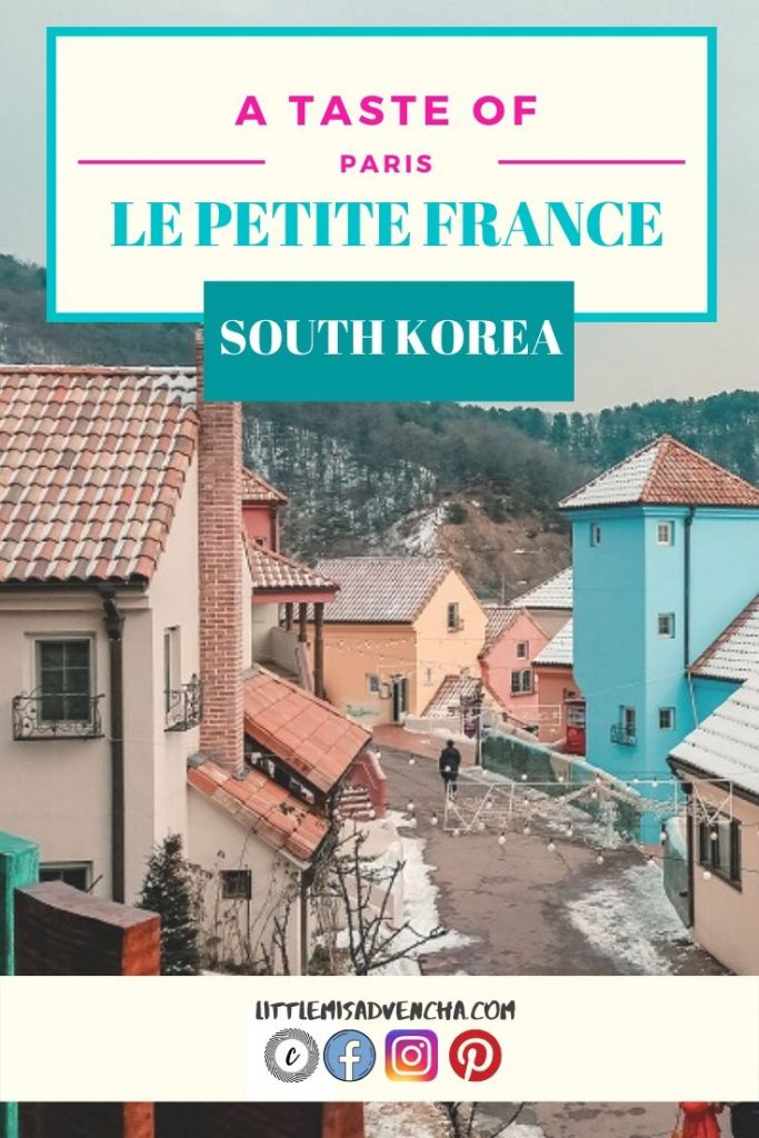 le petite france in gapyeong