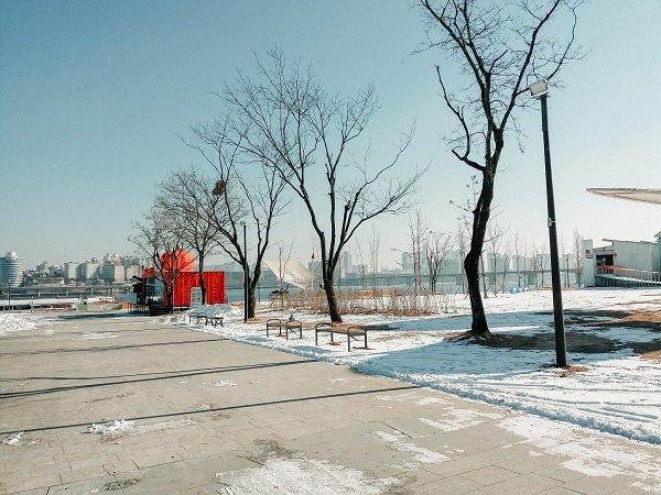 Yeouido Hangang Park & Han River