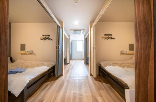relax hostel takayama mixed dormitory type
